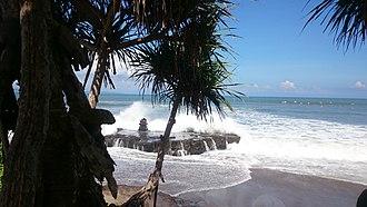 Canggu - Image: Batu Bolong