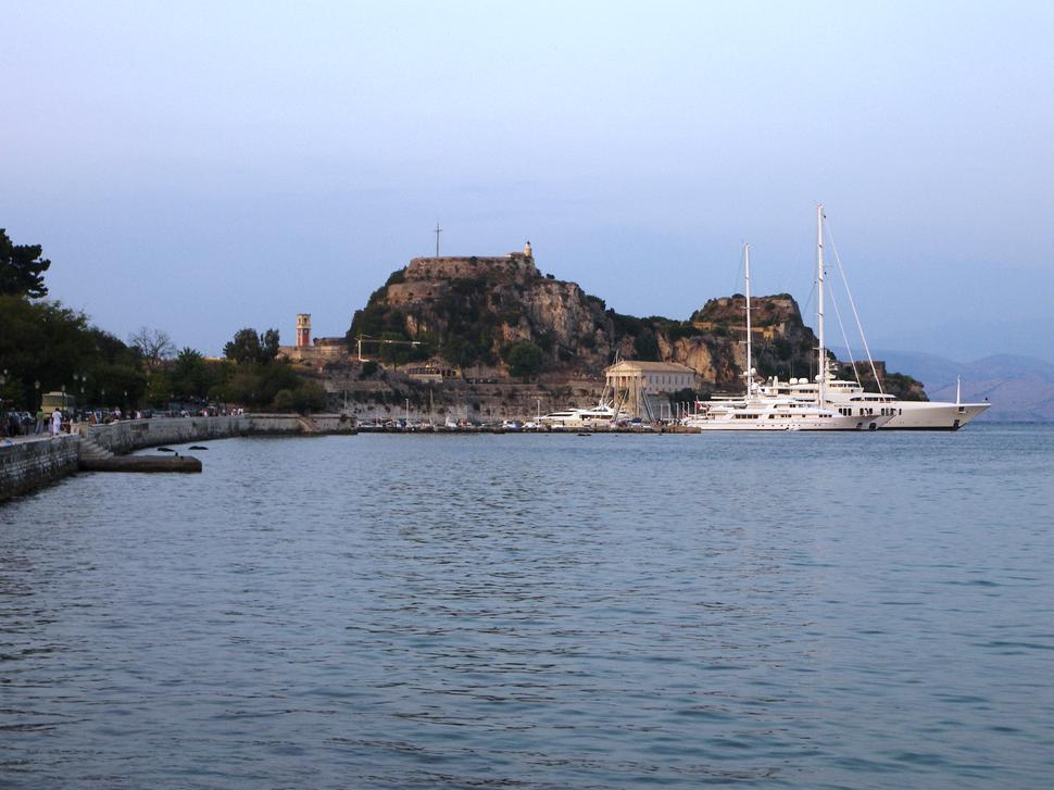 Bay of Garitsa