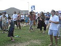 Bayou Boogaloo 2010 Gravity A Post Office Dance.JPG