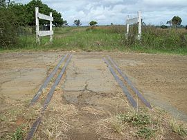 Beaudesert railway line at Veresdale.jpg