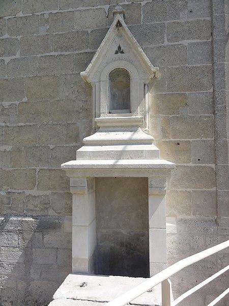 Beaurieux (Aisne) Chapelle (oratoire)