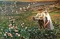 Beaux-Arts de Carcassonne - Mariage innocent 1884 - Jean-Eugène Buland.jpg
