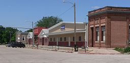 Beaver Crossing, Nebraska downtown 2.JPG