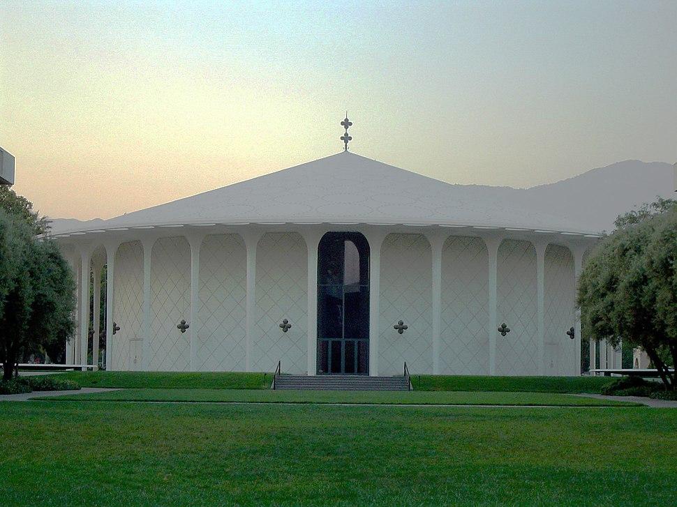 Beckman auditorium, Caltech