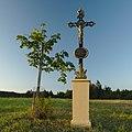 Bedřichov - kříž severozápadně od obce.jpg