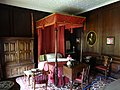Bedroom at Erddig Grade I Listed Building in Marchwiel, Wrexham, Wales 150.jpg