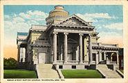 Beech Street Baptist Church, Texarkana, Ark-Tex (1909)