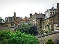 Behind the houses, Warkworth - geograph.org.uk - 931267.jpg