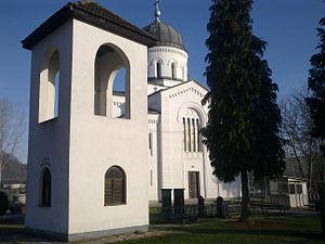Bela Crkva (Krupanj) - A church in Bela Crkva