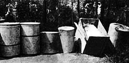 Bela Kiss' barrels