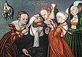 Bemberg Fondation Toulouse - Hercule à la cour d'Omphale - Lucas Cranach l'Ancien - 1537 Inv.1098.jpg