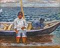 Bemberg Fondation Toulouse - Les pêcheurs 1907 - Pierre Bonnard 45x55 Inv.2011.jpg