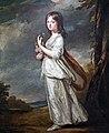 Bemberg Fondation Toulouse - Portrait de Miss Frances Elisabeth Sage - Georges Romney- inv.1177.jpg
