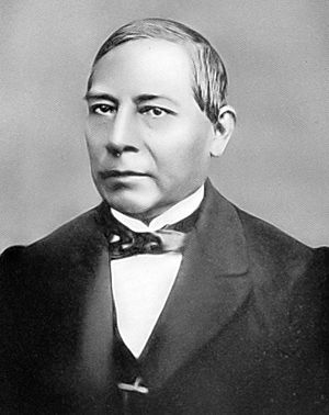 Francisco I. Madero - Benito Juárez (1806–1872), President of Mexico 1858–1872. Madero founded the Benito Juárez Democratic Club in 1904. Madero believed that, as a medium, he was in contact with the spirit of Benito Juárez.