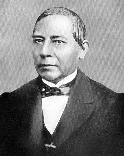 Benito Juarez Presidente