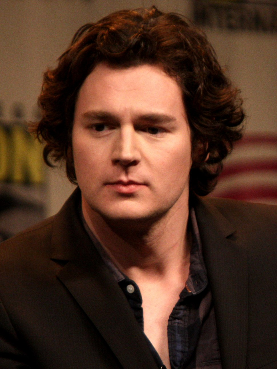 Benjamin Walker WonderCon 2012