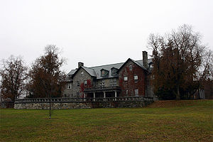 Bennington College - Jennings, the college's music building
