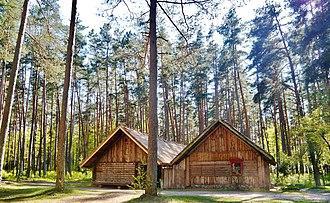 The Ethnographic Open-Air Museum of Latvia - Image: Bergi Ethnografisches Museum Bergi Latgale 02