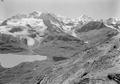 Berglandschaft mit Bergsee im Engadin - CH-BAR - 3241547.tif