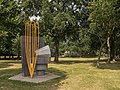 Berkel-Enschot, sculptuur bij de Eisenhowerlaan-Durendaelweg foto6 2015-08-13 15.22.jpg