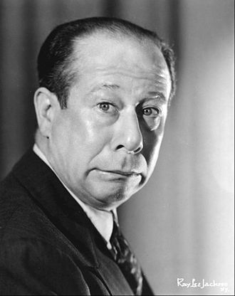 Bert Lahr - Bert Lahr, early in his career around 1937