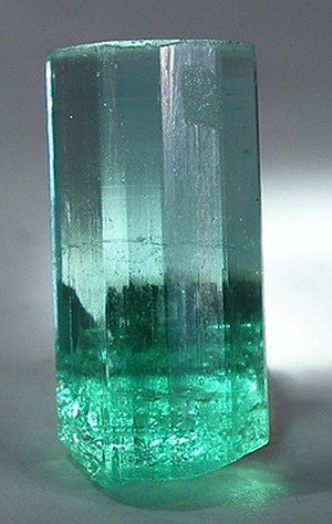 Alkaline earth metal - Emerald, a variety of beryl, is a naturally occurring compound of beryllium.