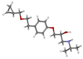 Betaxolol chemical compound