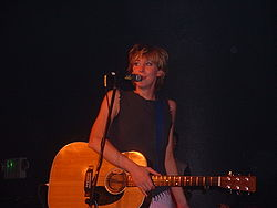 Beth Orton Seattle-ben (2002)
