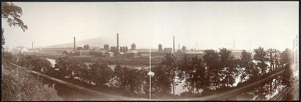 Bethlehem steel c.1896