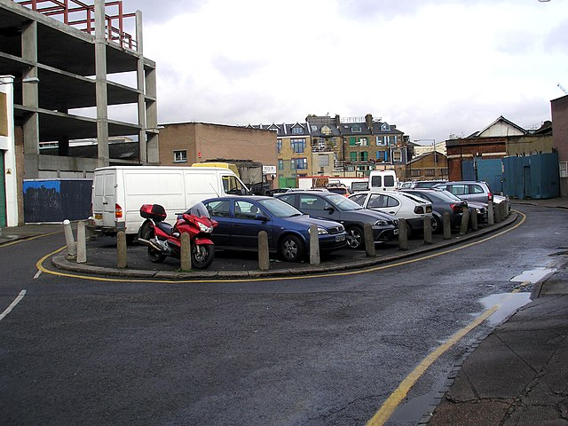 Car Park Clifton Road Cambridge