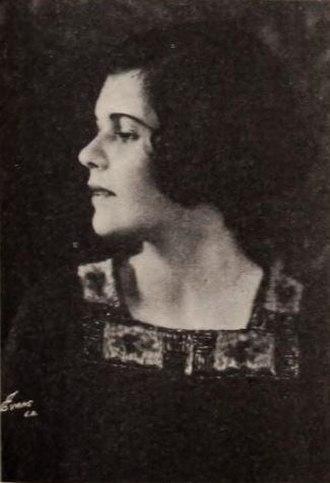 Betty Bouton - Image: Betty Bouton May 1920 EH