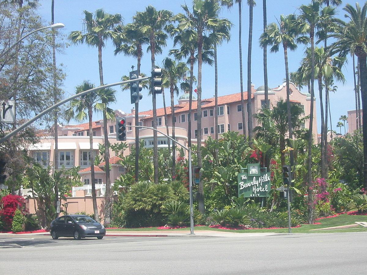 Beverly Hills Hotel Wikip 233 Dia