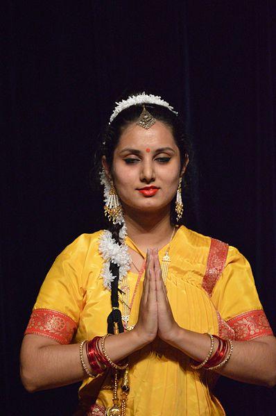 File:Bharatanatyam - Opening Ceremony - Wiki Conference India - CGC - Mohali 2016-08-05 6500.JPG