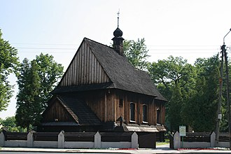 Bieruń - Sanctuary of Saint Valentine