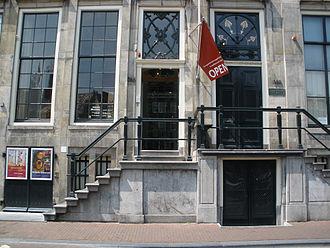 Bijbels Museum - Entrance