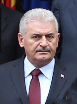 2nd Justice and Development Party Extraordinary Congress - Image: Binali Yıldırım