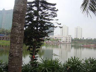 Binhai Park - Image: Binhai Park in 2016 03 02