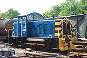 Bitton - 07010 in the yard.JPG