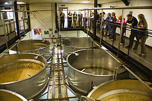 Brewing methods - The 'Round Squares' of Black Sheep Brewery