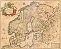 Blaeu 1645 - Suecia Dania et Norvegia regna Europæ septentrionolia-2010-04-12.JPG