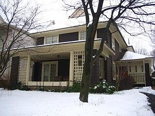 Blanchard House (Syracuse, New York) United States historic place