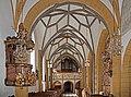 Bleiburg Pfarrkirche Orgelempore.jpg
