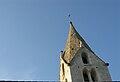 Bludesch Kirchturmspitze Sankt Nikolaus.jpg