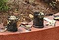 Blue Oakleaf and Rajah on Banana by Dr. Raju Kasambe DSCN8150 (2).jpg