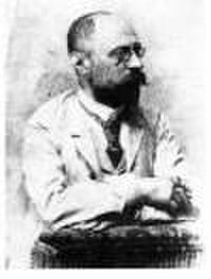 Ferdinand Blumentritt - Blumentritt in 1905
