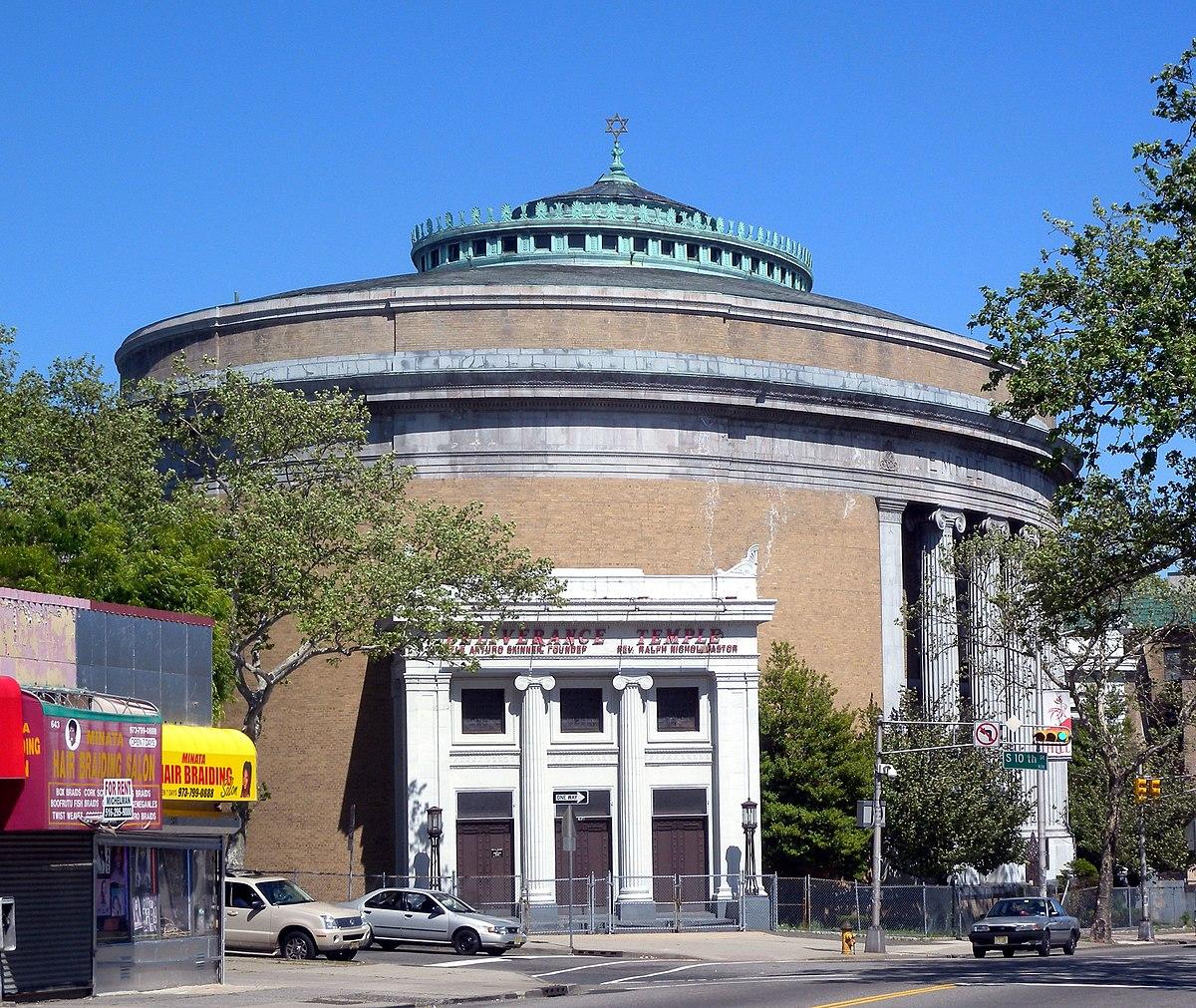 Temple B Nai Abraham Wikipedia