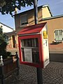 Boîte à livres à Miribel (Ain) - quartier Saint-Martin - 1.JPG