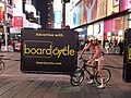 BoardCycle and Naked Cowboy in Times Square.jpg