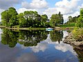 Boat and Reflections at Ballylickey - geograph.org.uk - 16115.jpg