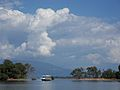 Boat on Nam Ngum Lake-2.JPG